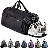 Fitgriff® Sporttasche für Damen und Herren - mit Schuhfach & Nassfach - Tasche für Sport & Fitness - Gym Bag, Trainingstasche