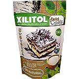 Xilitol 100% Natural 1Kg Azucar de Abedul de Finlandia Ideal para Reposteria y Dietas Edulcorantes DULCILIGHT el sabor natura