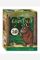The Gruffalo and the Gruffalo's Child Board Book Gift Slipcase Board book
