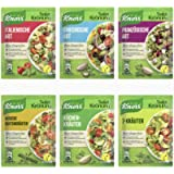 Salad Dressing Tasting Pack includes Knorr Salad Dressing 12 pcs/ sachets - by Helen's Own International - With English…
