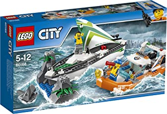 LEGO City 60168 - Segelboot in Not