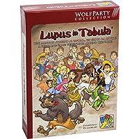 dV Giochi Lupus in Tabula, Colore Rosso, DVG9200