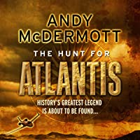 The Hunt for Atlantis: Wilde/Chase, Book 1