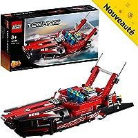 LEGO Technic - Le bateau de course - 42089 - Jeu de construction