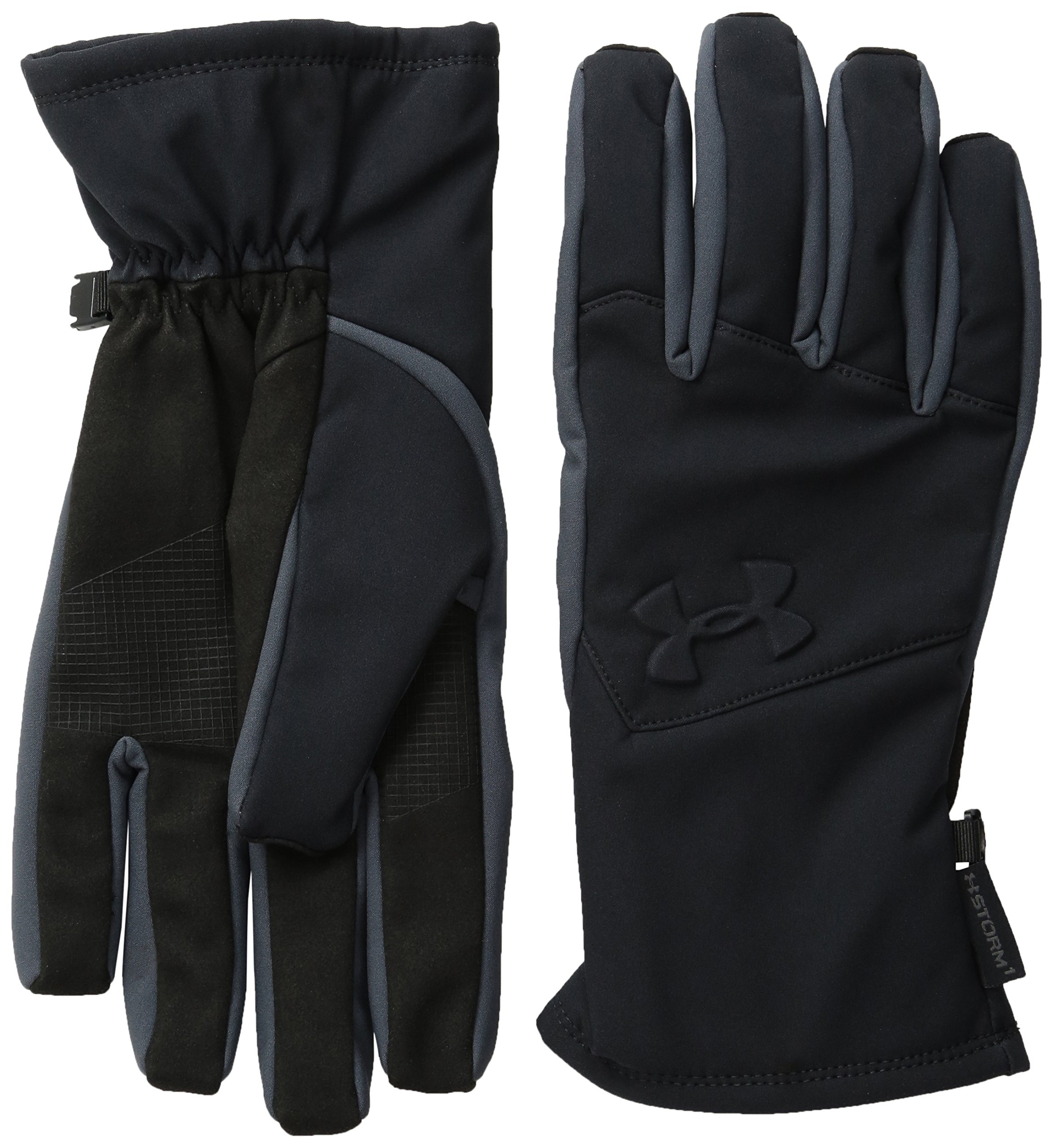 Under Armour ColdGear Infrared Softshell Gloves - Black