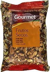 Gourmet Frutos Secos Nueces Peladas, 125g