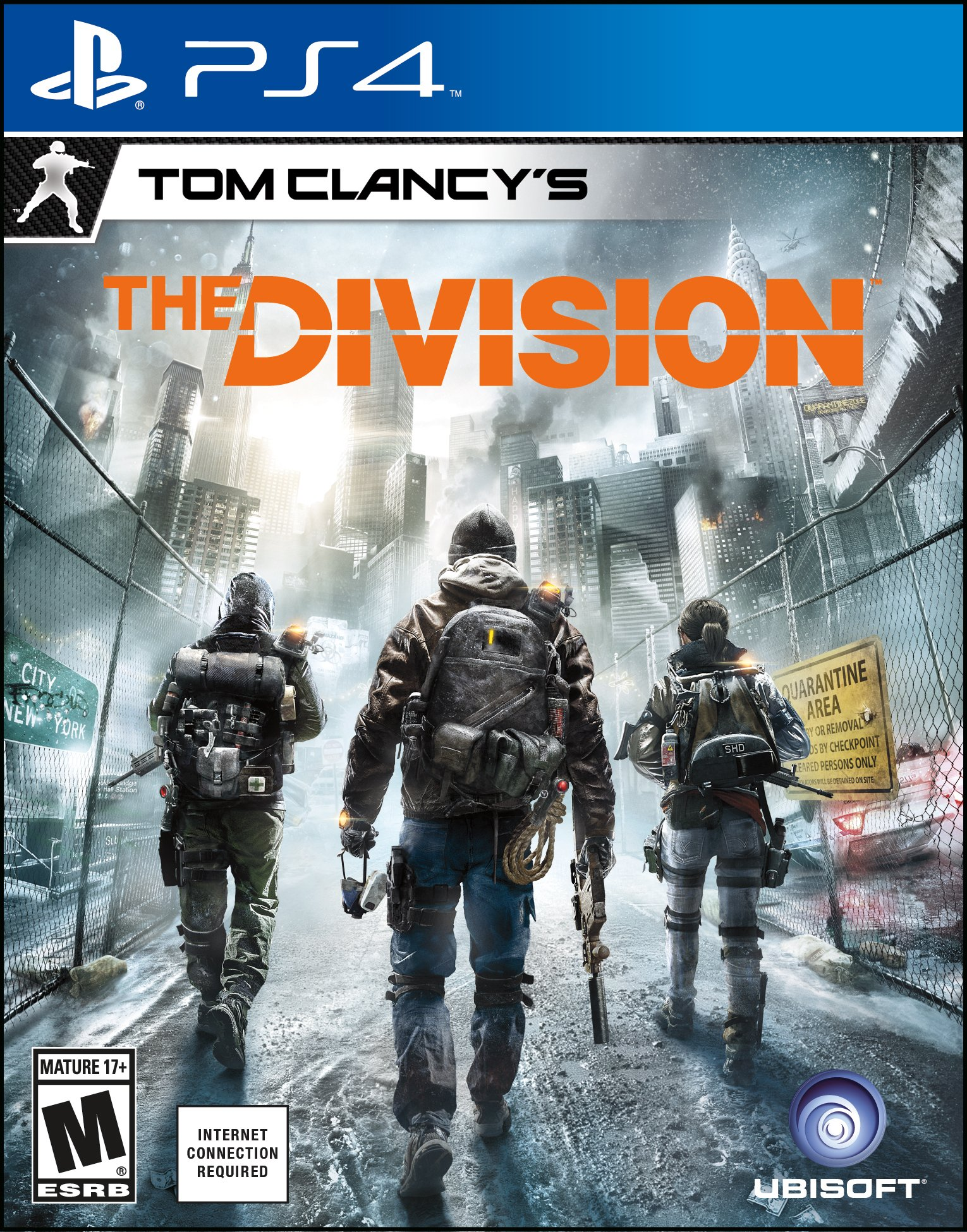 Tom Clancy's The Division - PlayStation 4 by Ubisoft