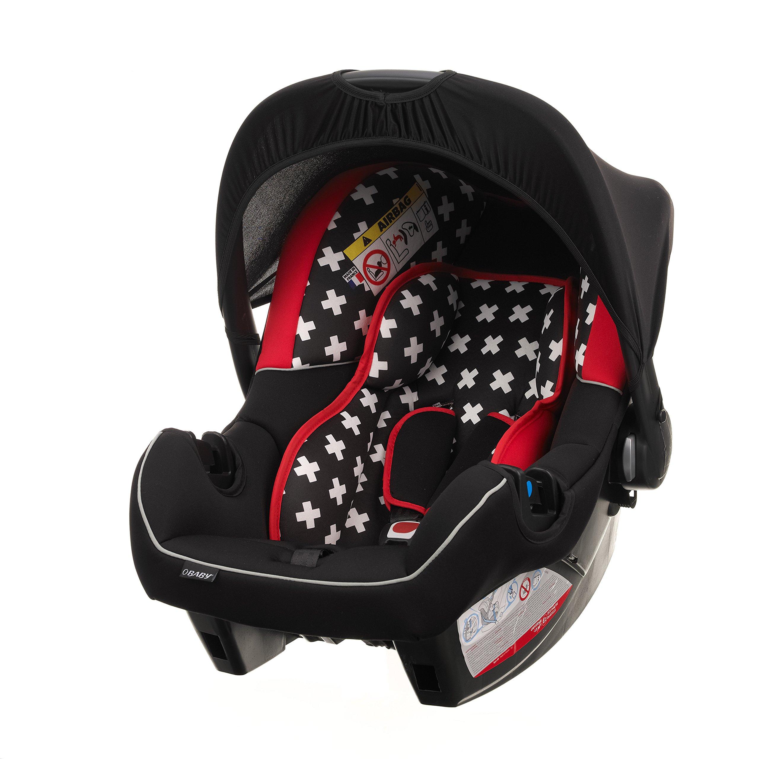 Obaby Chase Gruppo 0 + neonato SEDILE AUTO (CROSSFIRE)
