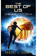 The Best of Us (The Mira Brand Adventures Book 5) (English Edition) Format Kindle