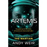 Artemis: You grew up on the moon, of course you have a dark side... / THE MARTIAN
