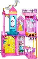 Barbie DPY39 Regenbogen Schloss