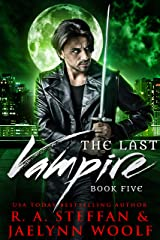 The Last Vampire: Book Five Kindle Edition