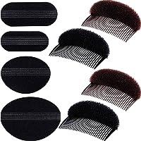 Kit de Base de Cheveux Bump It Up Volume Outil de Tresse d'Insertion de Style Bump Up de Cheveux Clip de Peigne Sponge…
