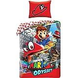 Halantex Beddengoed 140 x 200 + 70 x 90 Super Mario Bros