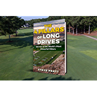 The 4 Pillars of Long Drives: Secrets of the World's Most Powerful Hitters (English Edition)