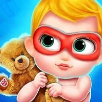 Super Hero Mommy's New Bornbaby Care
