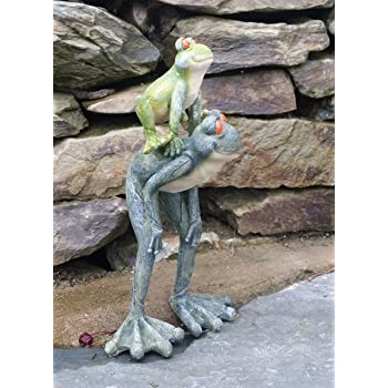 Effet bronze antique Décoration pour le jardin Statue de fée ...