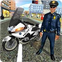 Police Chase Criminal Escape