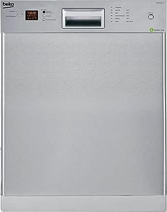 Beko DUN 6634 FX Unterbau Geschirrspüler/ Einbau / A++