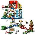 LEGO Super Mario Starter Pack Costruibile per il Percorso di Base Avventure con Super Mario, Giocattolo e Idea Regalo per Bam