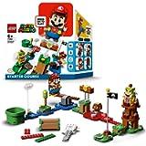 LEGO Super Mario Starter Pack Costruibile per Il Percorso di Base Avventure con Super Mario, Giocattolo e Idea Regalo…