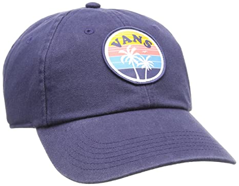 blue vans hat