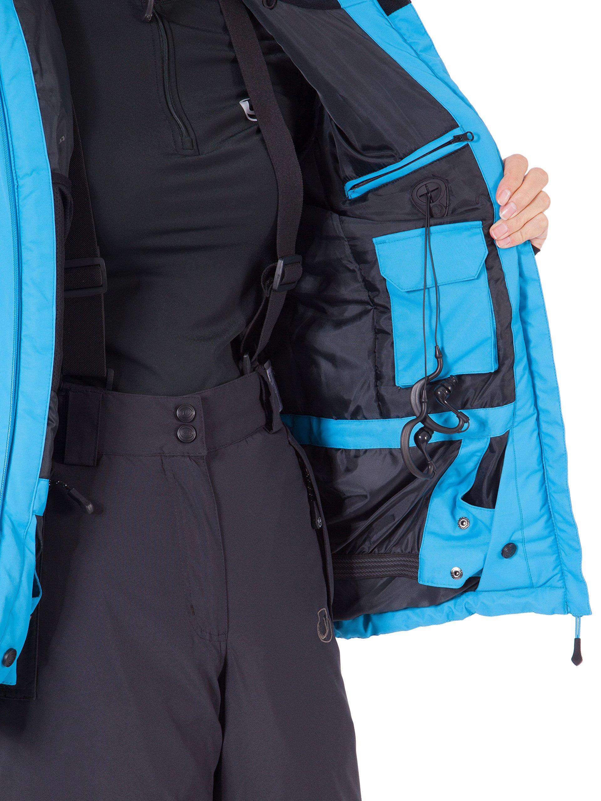 Ultrasport Advanced Damen Skijacke Mayrhofen, Outdoor Jacke