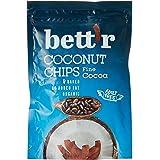 Bett'r Coconut Chips Fine Peruvian Cacao, 70 g