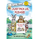 Little Critter: Just Pick Us, Please! (My First I Can Read)
