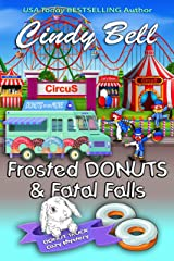 Frosted Donuts and Fatal Falls (A Donut Truck Cozy Mystery Book 5) Kindle Edition