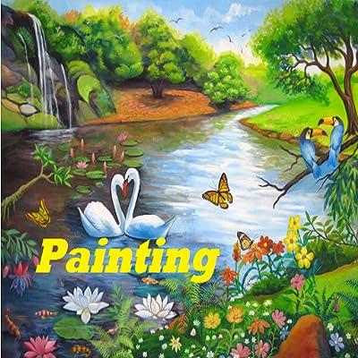 Painting - cheap UK canvas shop.