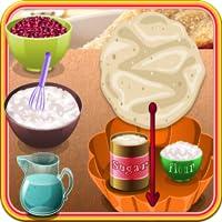 Kochen Spiele Rosenkuchen für Mädchen