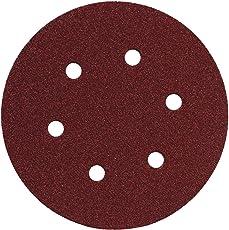 sanding disc Dia125mm - P 120 for Sander/Polisher (5)