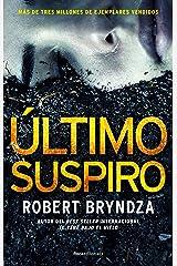 Último suspiro (Thriller y suspense) Versión Kindle