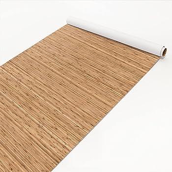 Klebefolie m belfolie bambus dekorfolie 45 cm for Designfolie selbstklebend