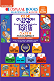 Oswaal CBSE Question Bank Class 12 Accountancy Chapterwise & Topicwise Solved Papers (Reduced Syllabus) (For 2021 Exam)