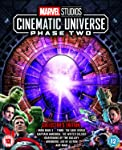 Marvel Studios Phase 2 Collector's Edition Box Set BLU RAY ( REGION FREE UK IMPORT )
