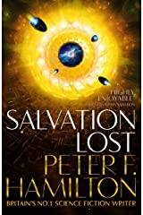 Salvation Lost (The Salvation Sequence) Kindle Edition