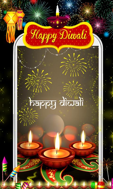 Happy Diwali Live Wallpaper New: Amazon co uk: Appstore for