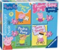 Ravensburger 6960 Peppa Wutz My First Puzzles