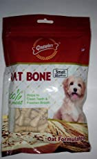 Gnawlers Oat Bone Dog Treat, 225 g (25 Pieces)