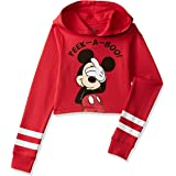 Mickey & Friends By Kidsville Girls' Sweatshirt