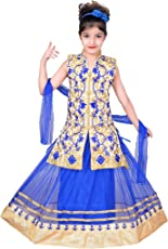 Sky Heights Net Lehenga Choli