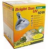 Lucky Reptile Bright Sun UV Jungle, Metalldampflampe für E27 Fassung mit UVA und UVB Strahlung