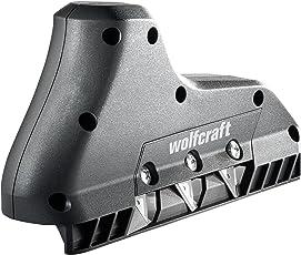 Wolfcraft 3-fach Kantenhobel, 1 Stück, 4009000