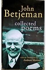 John Betjeman Collected Poems Hardcover