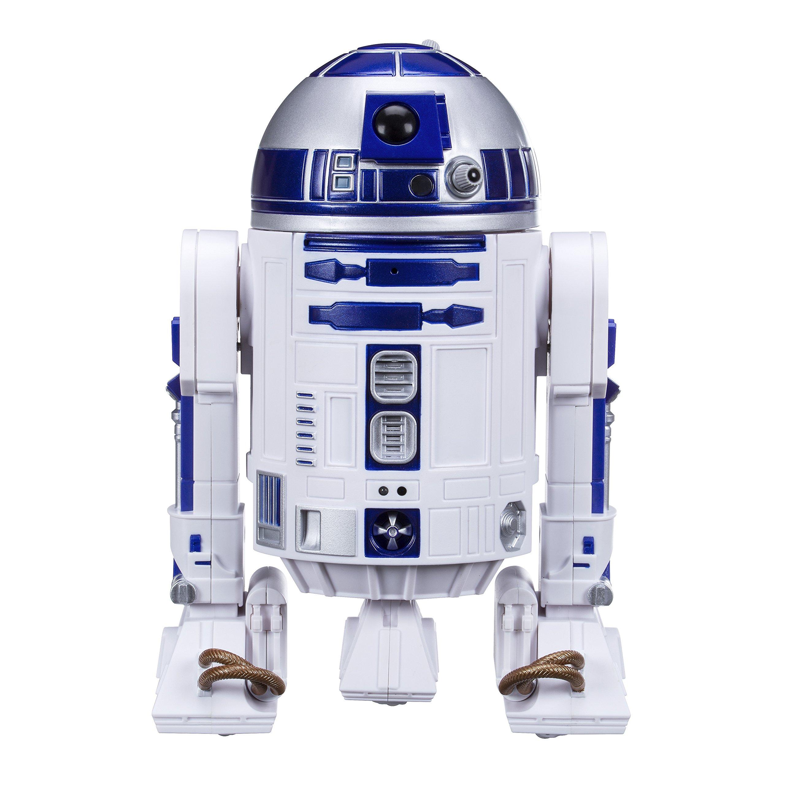 Star Wars SW Movie E7 Robot Inteligente R2D2, Multicolor (Hasbro B7493EU0)