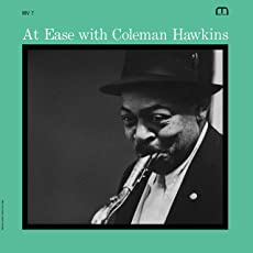 At Ease With Coleman Hawkins [LP]