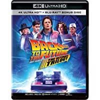 Back to The Future: The Ultimate Trilogy - Part 1, 2 & 3 (4K UHD + Blu-ray Bonus Disc) (4-Disc Box Set)