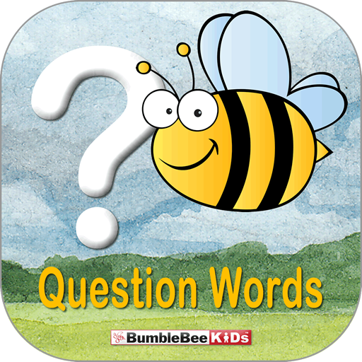 Question Words - Video Flashcard Player